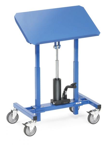 fetra® 3286 Materialständer - höhenverstellbar, fahrbar & neigbar