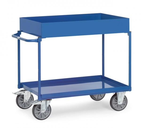 fetra® 4842 Tischwagen mit Wanne