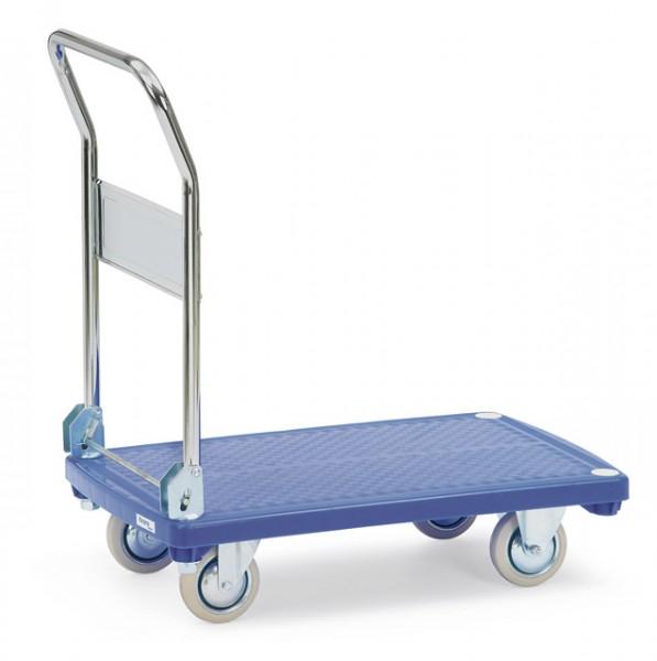 fetra® Kunststoffplattenwagen 3130 klappbar