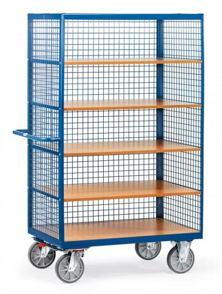fetra® 3393 Schrankwagen mit Gitterwänden