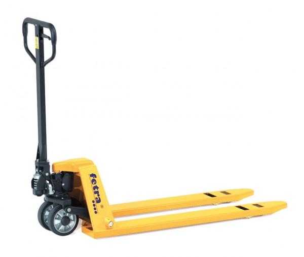 fetra® 2120 Gabelhubwagen - niedrige Ausführung - 2000kg Tragkraft
