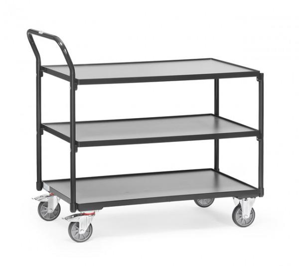 """fetra® 2750/7016  Tischwagen """"Grey Edition"""""""