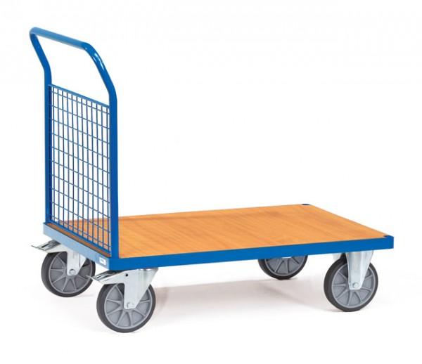 fetra® 1512 Stirnwandwagen mit Drahtgitter