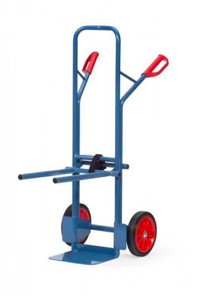 fetra® B1335V Stuhlkarre für Stapelstühle - Vollgummi-Bereifung