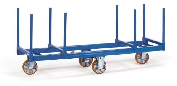 fetra® 2111 Langmaterialwagen mit Rungen
