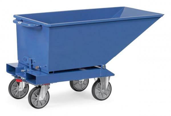 fetra® 4701 Muldenkipper mit Ablasshahn