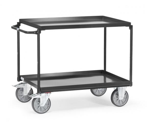 """fetra® 4822/7016  Tischwagen """"Grey Edition"""""""