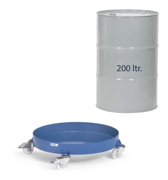 fetra® 1361 Fassroller für 200 Liter Fässer