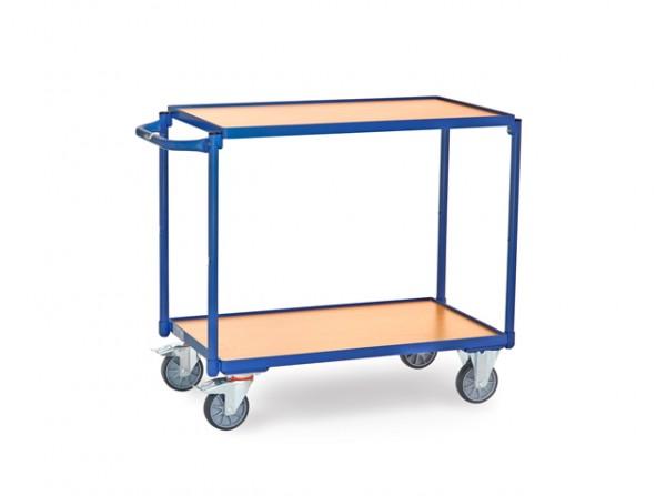 fetra® 2940 Tischwagen - 2 Etagen
