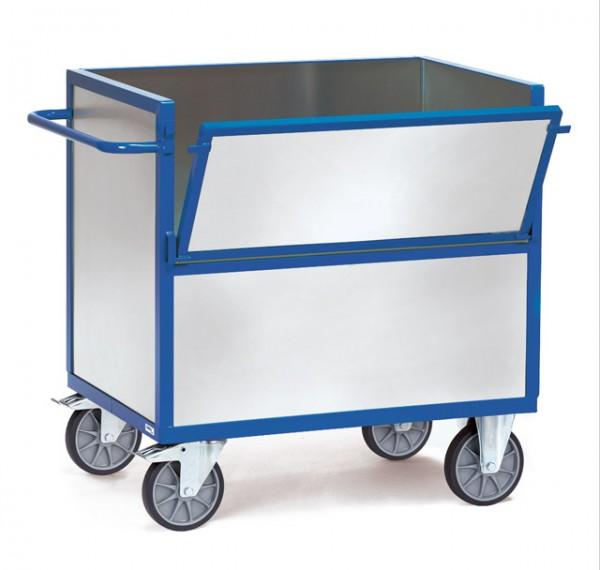 fetra® 2823 Blechkastenwagen aus verzinktem Stahlblech