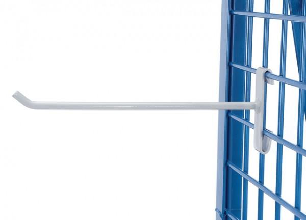 fetra® 1311 Dornträger 10 mm Ø, Länge 300 mm, Tragkraft 10 kg