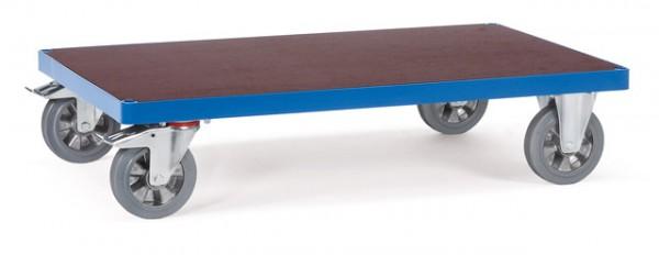 fetra® 12595 Plattformwagen Schwerlast - 1200kg Tragkraft