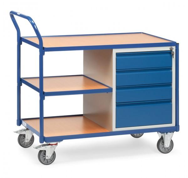 fetra® 2634 Werkstattwagen mit Schubladen