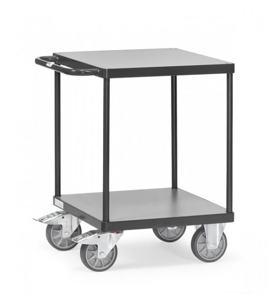 """fetra® 2496/7016 Tischwagen """"Grey Edition"""""""