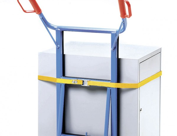fetra® 11047 Zurrgurt - Zur Sicherung des Transportgutes. Länge 3,30 m, Breite 25 mm.