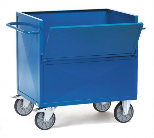 fetra® 2843 Blechkastenwagen