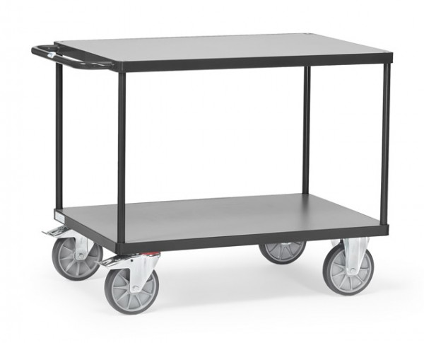 """fetra® 2402/7016 Tischwagen """"Grey Edition"""""""