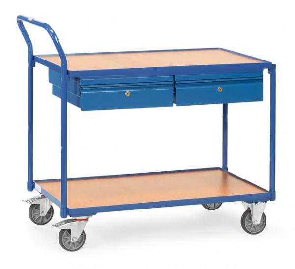 fetra® 2622 Tischwagen mit Schubladen