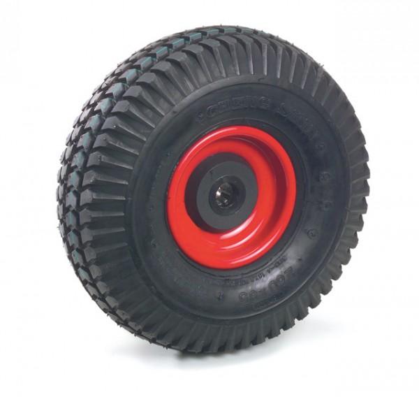 fetra® 70611 PU-Rad pannensicher 260 x 85mm