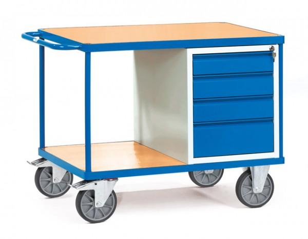 fetra® 2474 Werkstattwagen mit Schubladen
