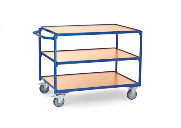 fetra® 2954 Tischwagen - 3 Etagen