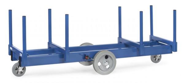 fetra® 2113 Langmaterialwagen mit Rungen - 2,5 to. Tragkraft