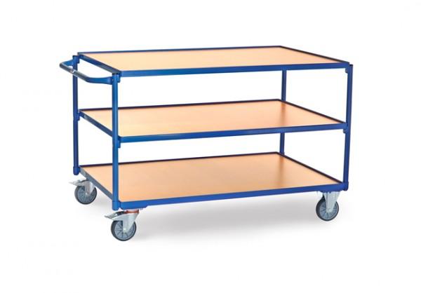 fetra® 2956 Tischwagen - 3 Etagen