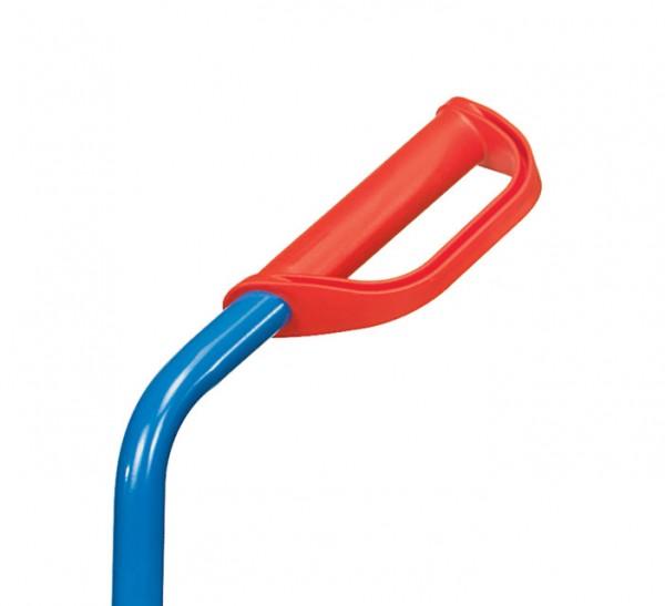 fetra® 1762 Handgriff Karre mit Sicherheitsbügel für Rohr-Ø 27 mm