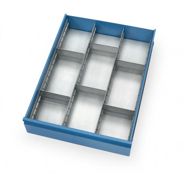 fetra® 2148-ES Einteilungsset für Schublade 2149