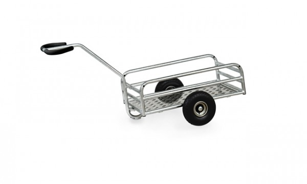 fetra® 6103PU Outdoor-Handwagen - PU-Bereifung - pannensicher