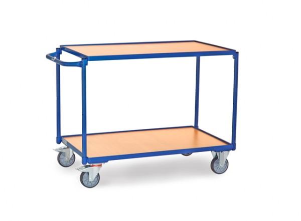 fetra® 2942 Tischwagen - 2 Etagen