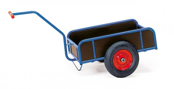 fetra® 4107 Handwagen - Vollgummi-Bereifung