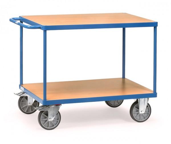 fetra® 2400 Tischwagen 2 Etagen