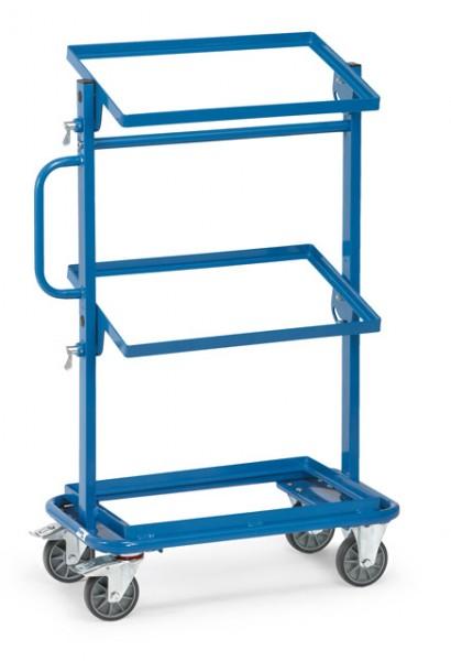 fetra® 32910 Beistellwagen - Ladefläche neigbar