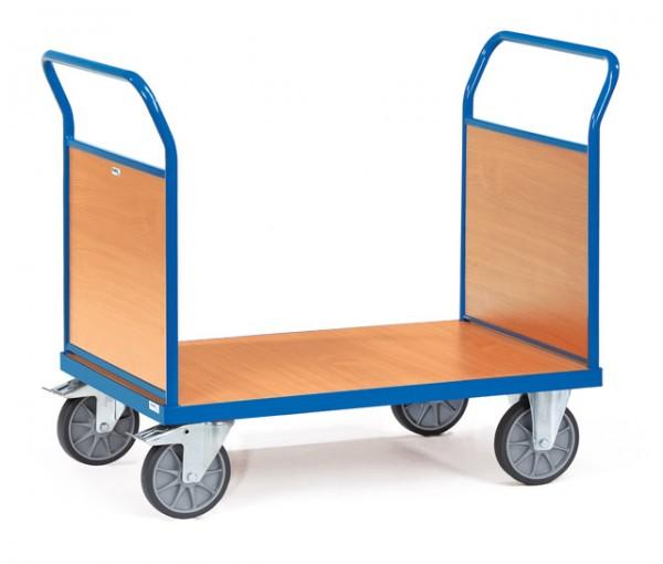 fetra® 2523 Doppel-Stirnwandwagen