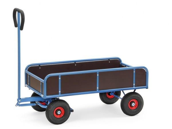 fetra® 4122V Bollerwagen mit Vollgummi-Bereifung
