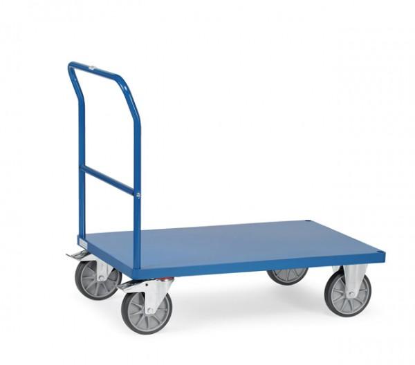 fetra® 2502B Transportwagen mit Blechplattform
