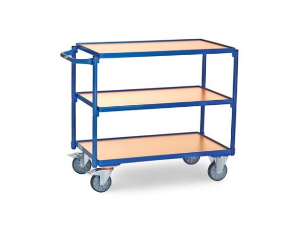 fetra® 2950 Tischwagen - 3 Etagen