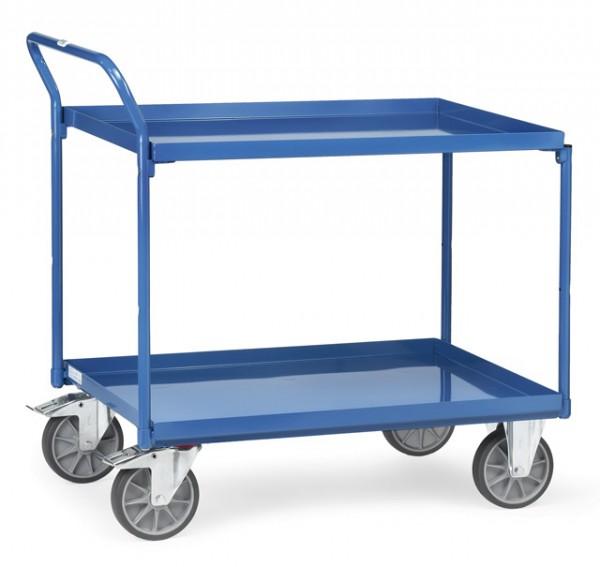 fetra® 4922 Tischwagen mit Wanne