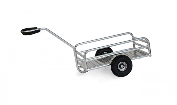 fetra® 6103L Outdoor-Handwagen - Luftbereifung