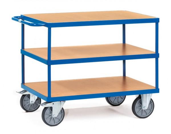 fetra® 2423 Tischwagen 3 Etagen