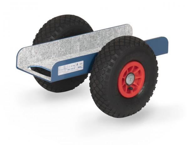 fetra® 4165 Plattenroller mit Luft-Bereifung