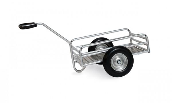 fetra® 6104PU Outdoor-Handwagen - PU-Bereifung - pannensicher