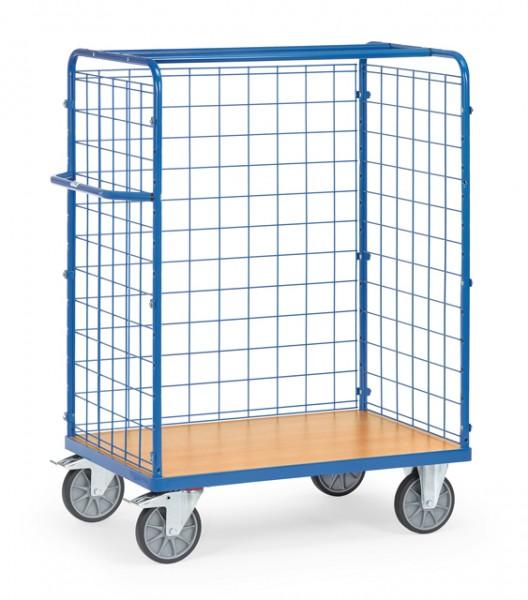 fetra® 8483-1 Paketwagen mit Gitterwänden - Höhe 1500mm