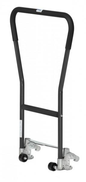 "fetra® 22892/7016 Einklingbügel Palettenwagen ""Grey Edition"""