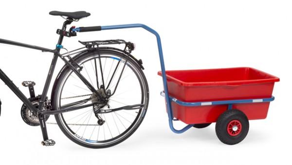 fetra® 1297 Fahrradkupplung mit Deichsel