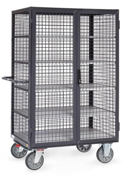 fetra® 9392 Etagenwagen geschlossen