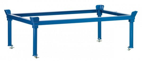 fetra® 22922 Aufsetzrahmen für Palettenwagen - Höhe 370/652 mm