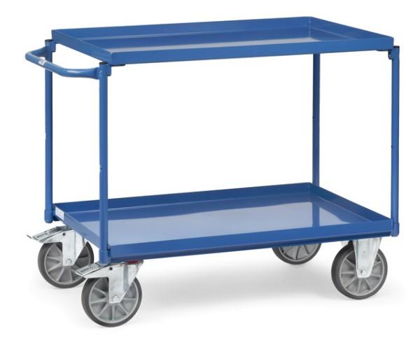 fetra® 4822 Tischwagen mit Wanne