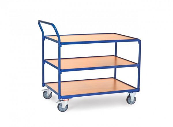 fetra® 2754 Tischwagen - 3 Etagen